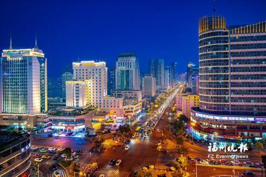"""福州""""高度""""不断刷新 现有超百米高楼437栋"""