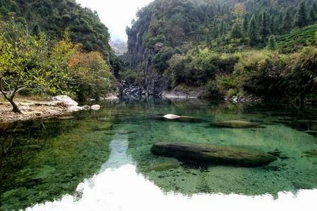 祁门牯牛降风景区