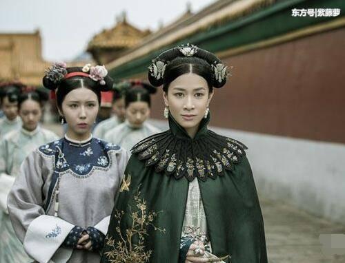 《延禧攻略》:没有子嗣的娴妃为何逼着纯妃生子?她不怕威胁?