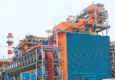 中俄亚马尔第二条生产线液化气首次装船