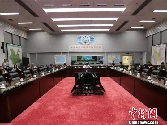 云南通海發生5.0級地震:有民房倒塌已致1人受傷