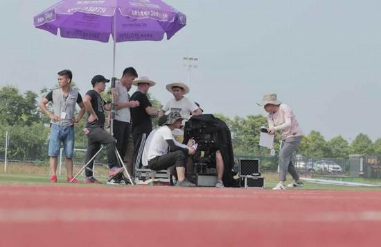 青春励志电影《最好的夏天》于8月12日在武汉开机