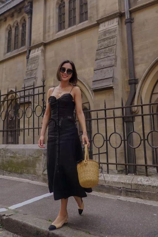 没穿过这条连衣裙,这个夏天都是不完整的!