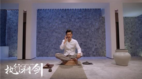 《执行利剑》剧情反转 郑怀山惨遭滑铁卢