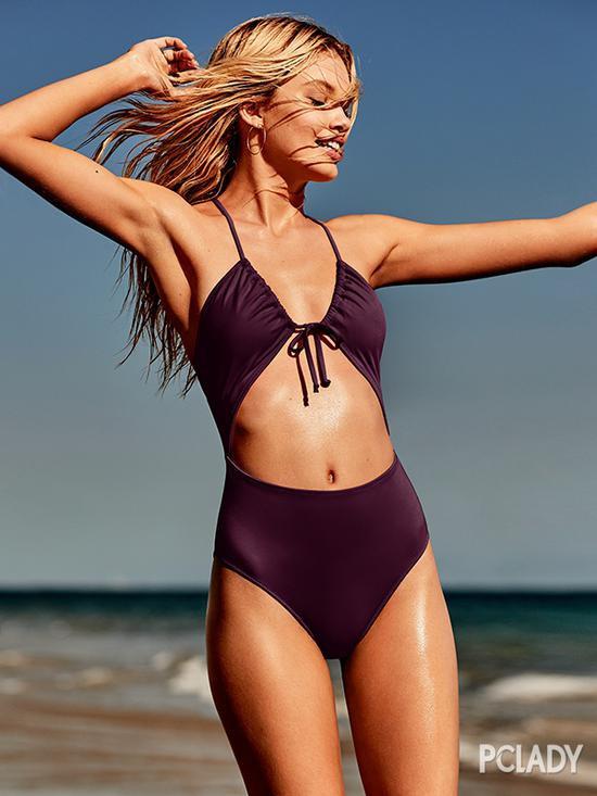 这个夏天你还少一套高颜值泳衣C位出道