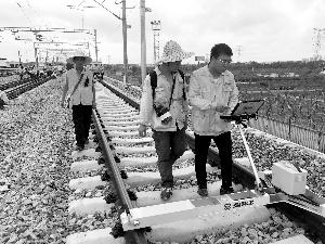 青盐铁路连盐段联调联试 盐城有望年底通高铁