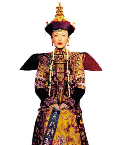 周迅饰演的如懿和《延禧攻略》中的娴妃 历史上是同一人