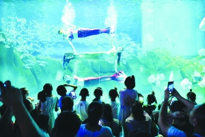 暑期淮安市各大景区活动不断 吸引各地游客