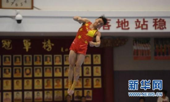 亞運會前瞻:中國體操能否打贏亞運翻身仗?