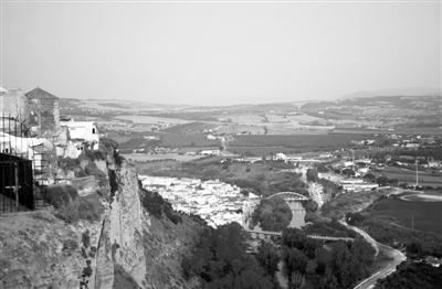 西班牙加的斯风景