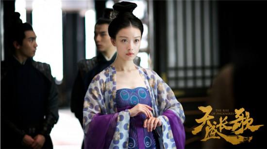 《天盛长歌》高口碑热播 陈坤倪妮开启甜虐恋情