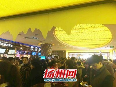 扬州影市半年票房破亿元 下半年市区至少再开3家影院