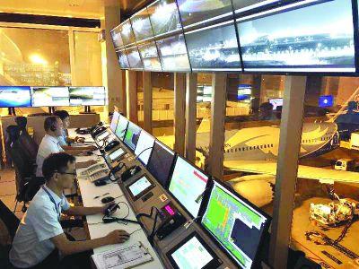 武汉天河机场全面接管航空器机坪管制