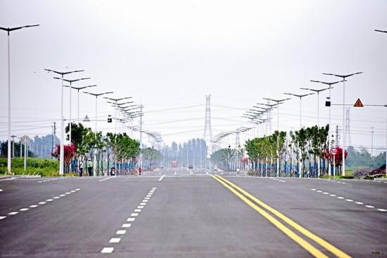 泰州鼓楼路南延工程8月通车 全长约6.6公里