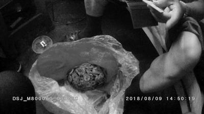 南京溧水一工地发现近7公斤宋朝古钱币