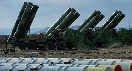美媒:俄S500导弹有一先进功能能击落F-22F-35