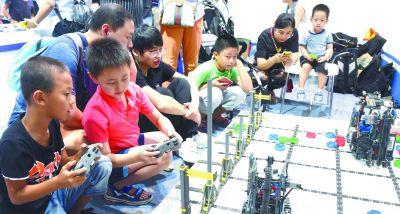 中国机器人与世界共同成长
