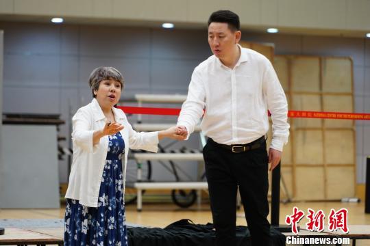 国家大剧院制作贝里尼歌剧《梦游女》即将亮相