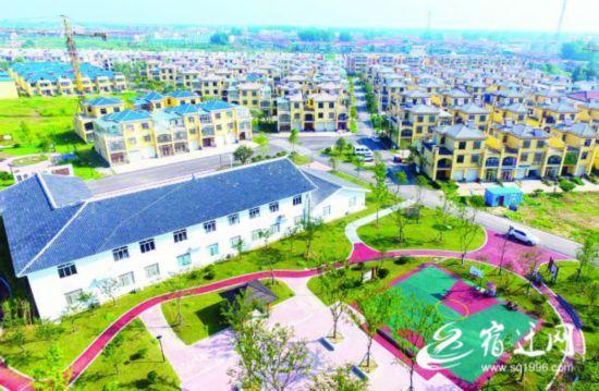 沭阳:加快高效农业发展 打造宜居宜业新乡村