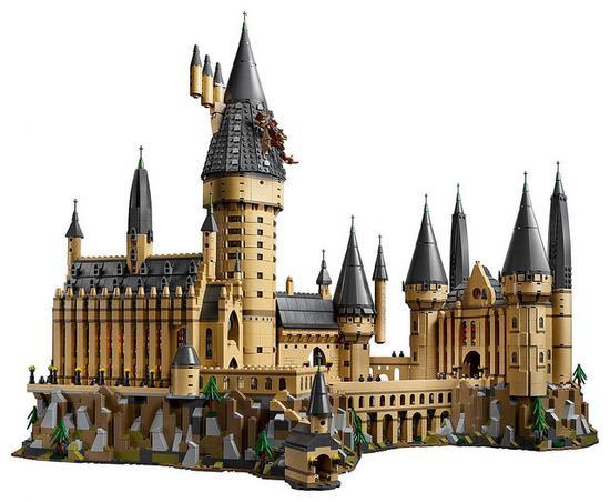 71043 乐高 哈利波特系列【霍格沃兹城堡】(豪华收藏版)