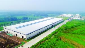 淮安比亚迪智造产业基地项目顺利推进