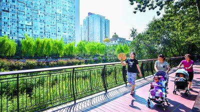 北京核心�^892�l背街小巷��n了 8成以上受�L居民�M意