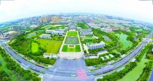 淮安提升科教产业园城市品位 为发展助力