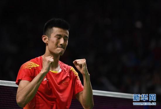 (亚运会)(36)羽毛球――男子团体决赛:中国迎战印尼