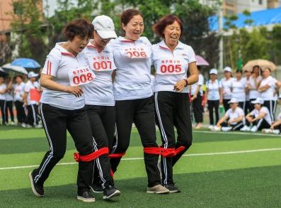 江苏省运动会9月举行 盐城近千名运动员参加