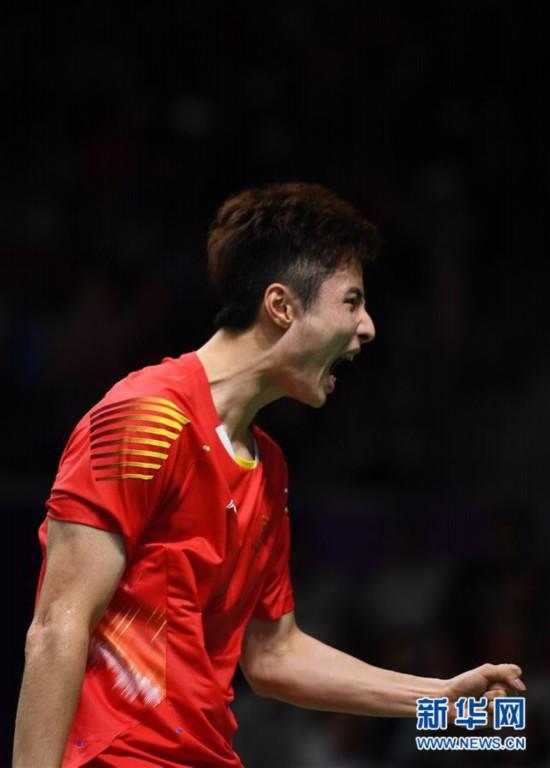 (亚运会)(15)羽毛球――男子团体决赛:中国迎战印尼