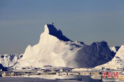 """海冰崩裂,冻土融化,地球""""最后的冰区""""告急!"""