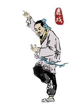 华佗五禽戏功法健身优势