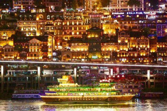 重庆进入最适合旅游季节 洪崖洞奥陶纪等景区值得玩