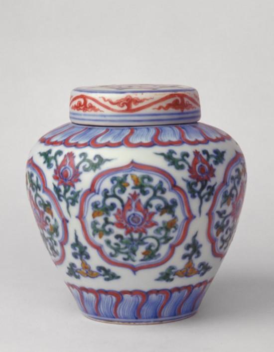 天价鸡缸杯与明成化瓷器精品欣赏