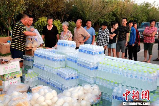 山东潍坊灾区整体疫情平稳 无重点传染病暴发