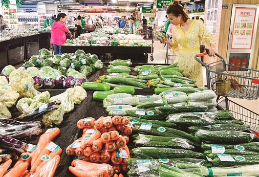 全国蔬菜价格已连涨七周 台风暴雨又致多地减产