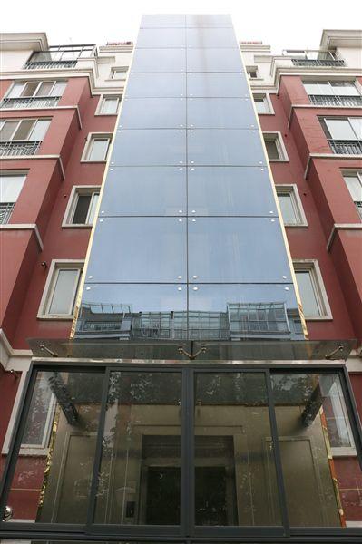 南通海安首台老小区加装电梯即将启用