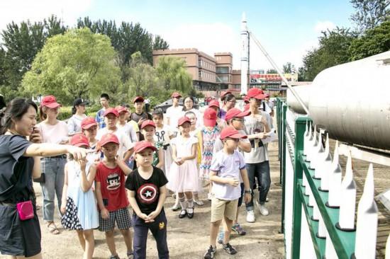 """中小学生开学在即 淮安""""我为开学忙""""大片上演"""