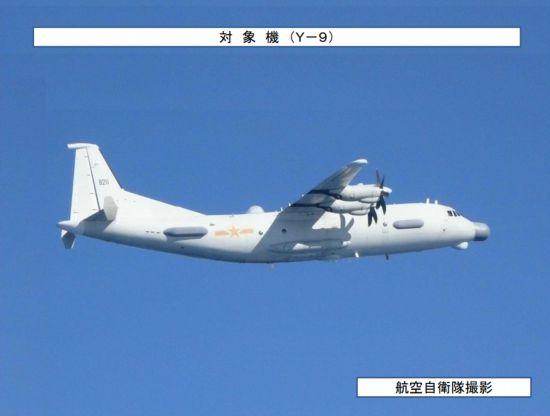韩媒:韩国出动十余架F-15应对中国运9侦察机