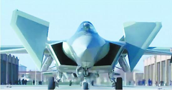 空军宣传片新战机登场 巡南海出西太
