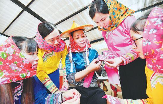 惠安开展就业创业培训 助力农妇增收致富