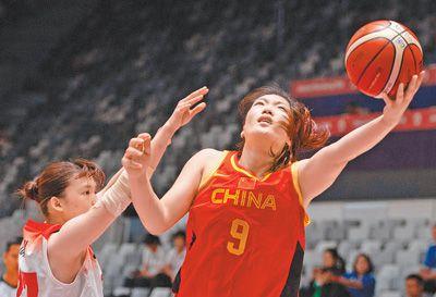 中国三大球 四队欲冲冠(风云透视)
