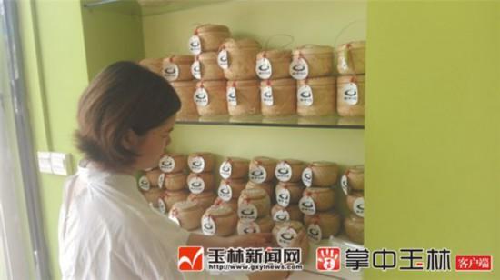 博白桂圆产业迸发新活力