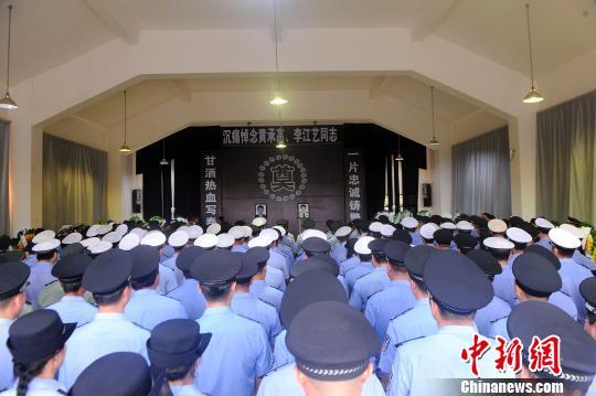 广西百色遇难民警:危急时刻把生的希望留给他人