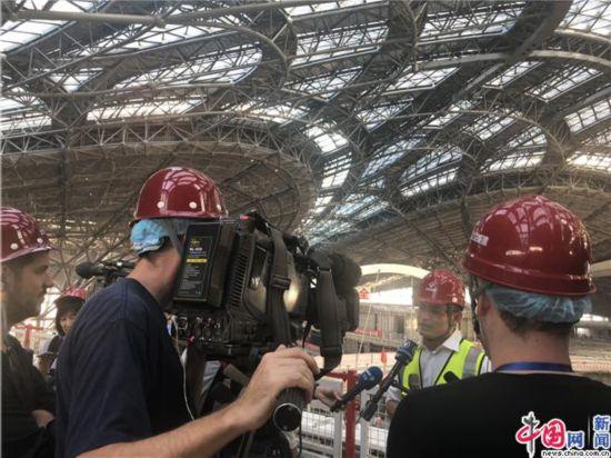 北京新机场明年通航 西站高铁20分钟直达