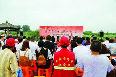 南京栖霞开展廉政主题文化活动 观众收获满满
