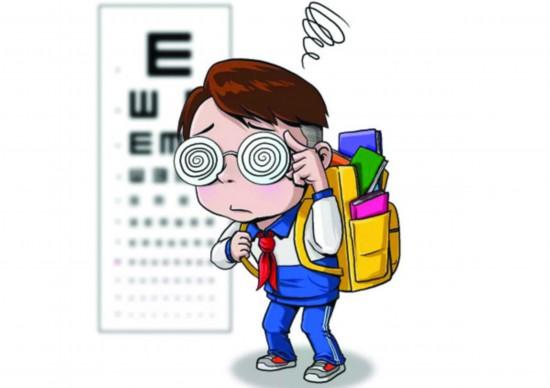 """暑假用眼过度 开学前宿迁""""小眼镜""""扎堆眼科门诊"""