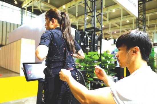 感受日常生活中的黑科技 南京软博会苏州馆魅力四射