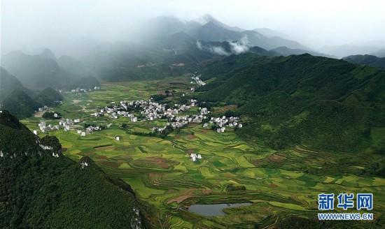 (环境)(2)桂西山村秋色美