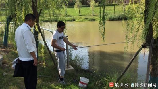 南京溧水加强6条河道反复巡查 接受群众监督